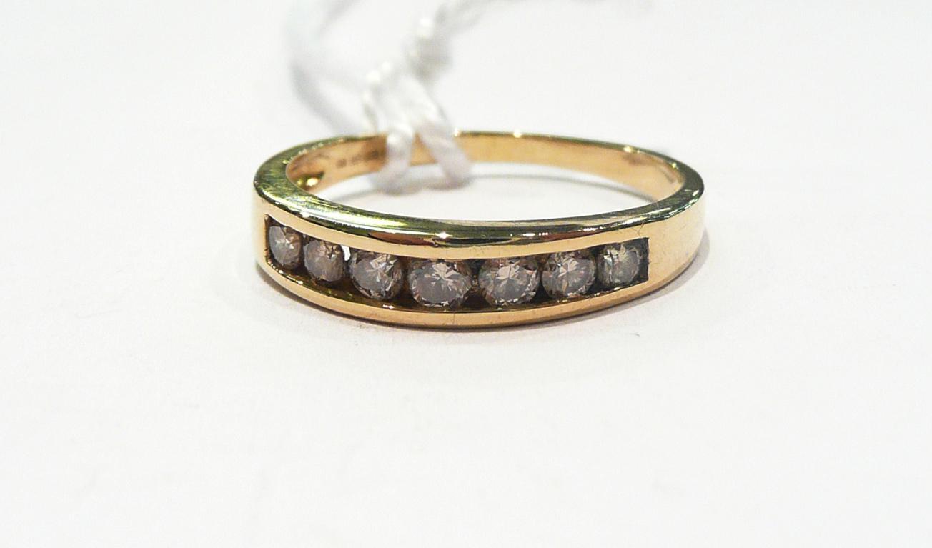 tennants auctioneers an 18 carat gold half