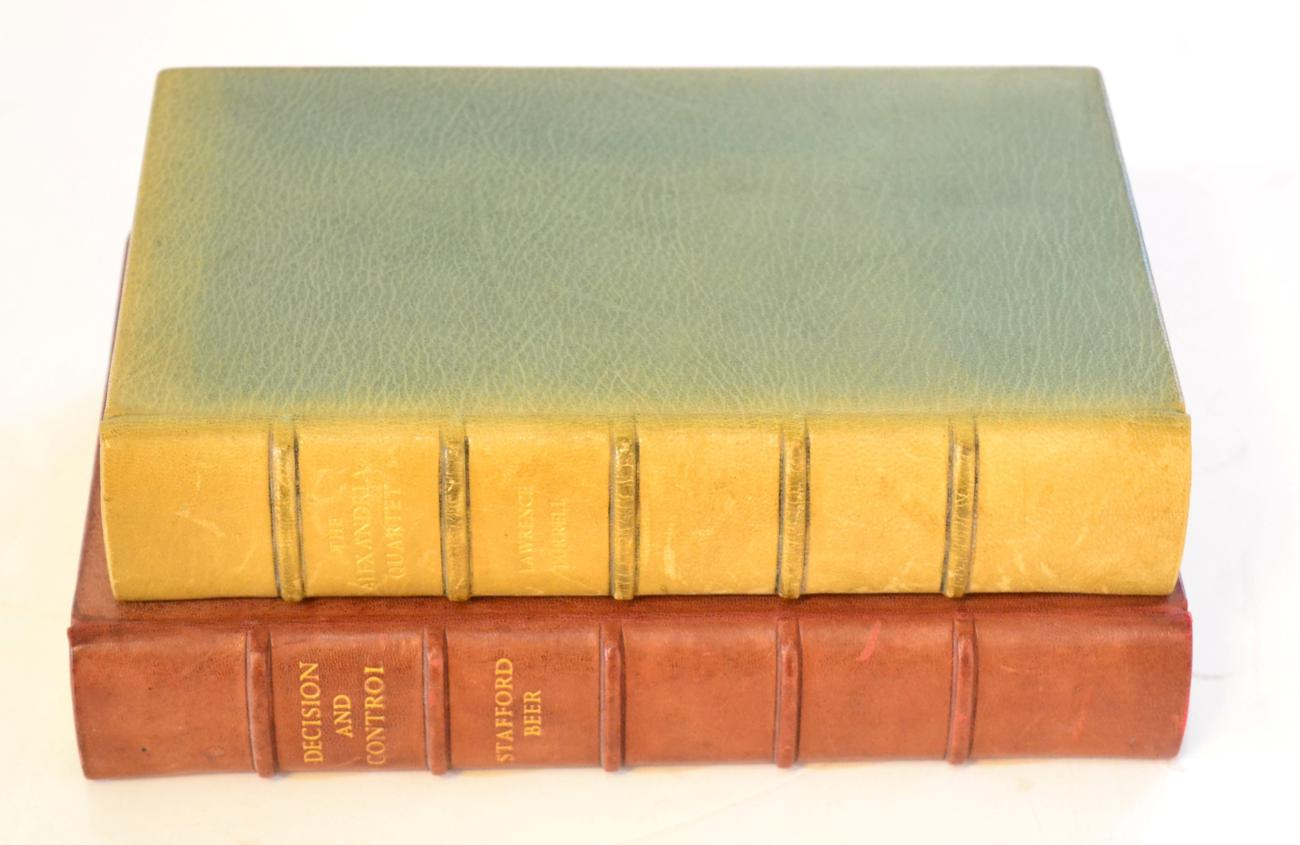 Tennants Auctioneers: Durrell (Lawrence)</b><BR>The Alexandria Quartet