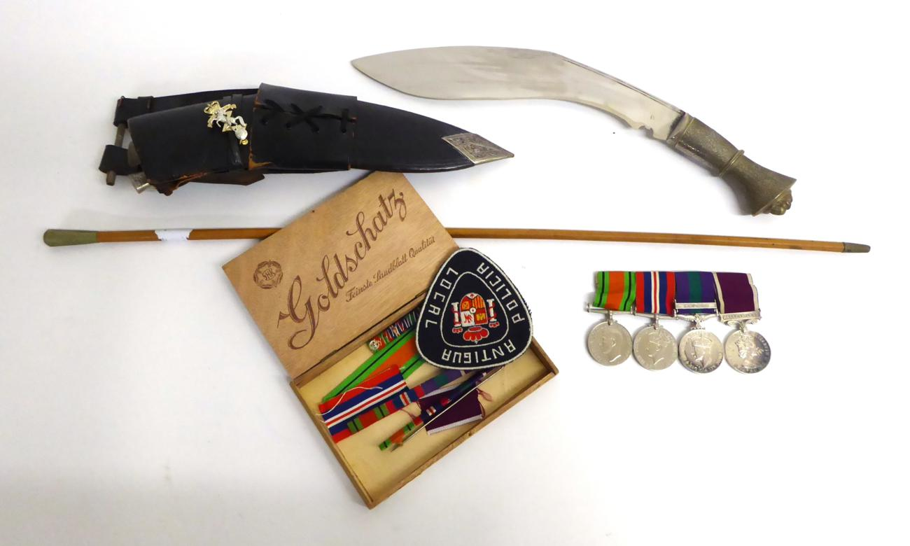 Tennants Auctioneers: A Second World War Group of Four Medals