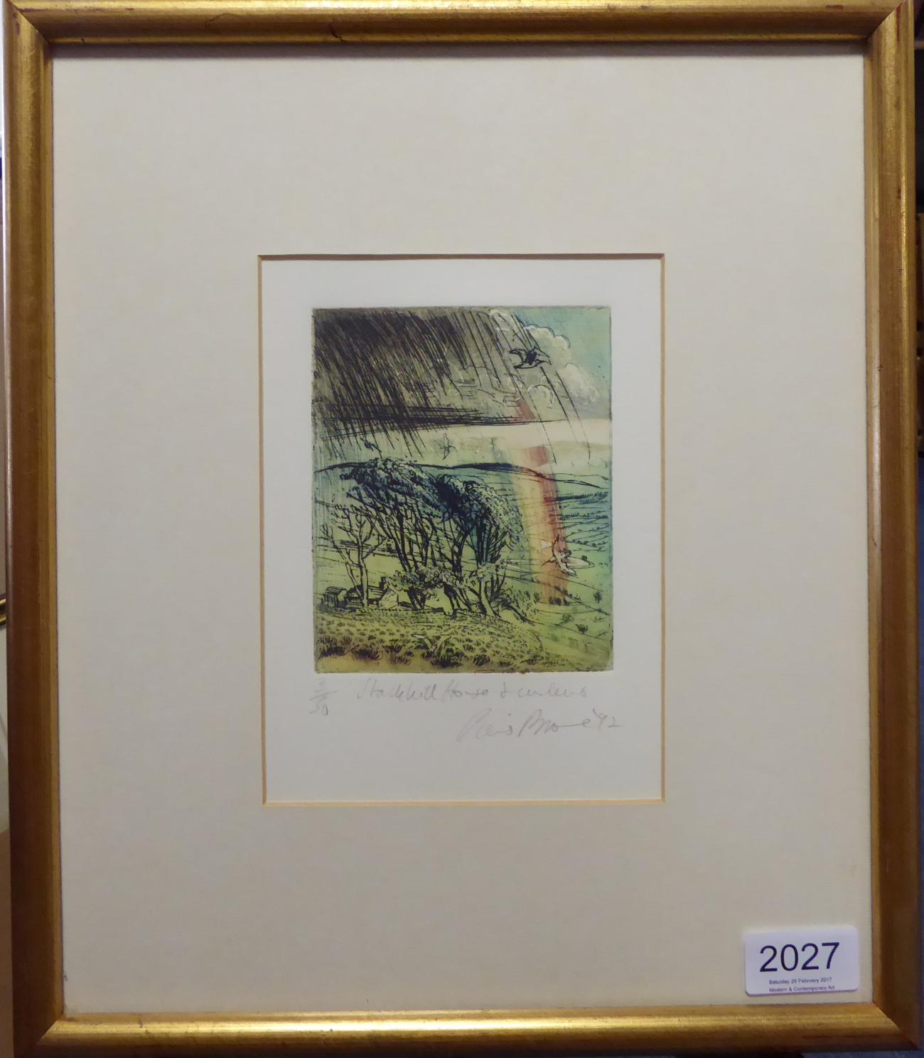 Tennants Auctioneers: Piers Browne (b.1949)